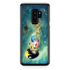 Ren And Stimpy On The Galaxy Samsung Galaxy S9 Plus| Babycasee
