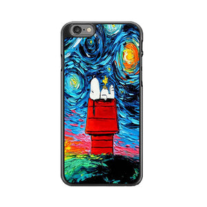 Snoopy Sleep Starry Night iPhone 6|6S Case | Babycasee