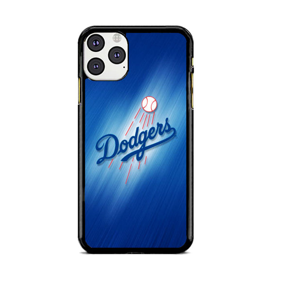 Dodgers Baseball Blue Wallpaper iPhone 11 Pro Case | Babycase