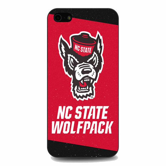 Nc State Athletics Wallpapers iPhone 5|5S|SE Case | Babycase