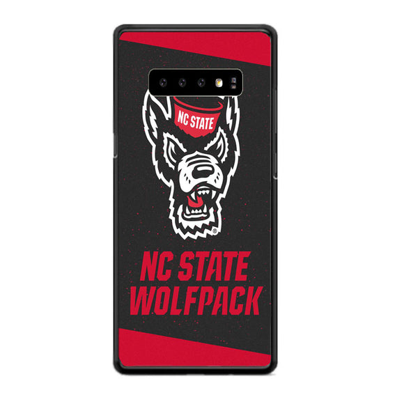 Nc State Wolfpack University Athletics Samsung Galaxy S10e Case | Babycase
