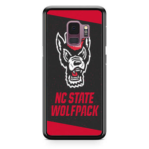 Nc State Wolfpack University Athletics Samsung Galaxy S9 Case | Babycase