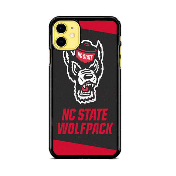 Nc State Wolfpack University Athletics iPhone 11 Case | Babycase