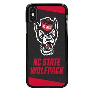 Nc State Wolfpack University Athletics iPhone XS Case | Babycase
