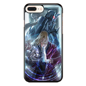 Sad Edward Shorts Full Metal Alchemist iPhone 8 Plus Case | Babycase