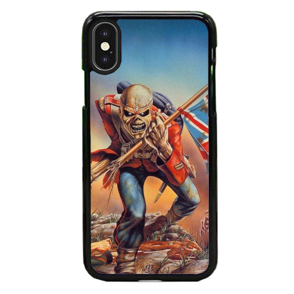 7893 Band iPhone XS Max Case | Babycase