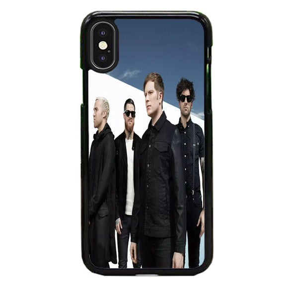 Fall Out Boy Radio iPhone X Case | Babycase