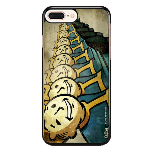 Fallout 3 Vault Boy Wallpapers Wide iPhone 7 Plus Case | Babycase