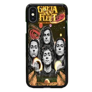 Greta Van Fleet Band iPhone XS Max Case | Babycase