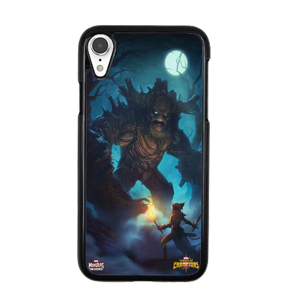 King Groot iPhone XR Case | Babycase
