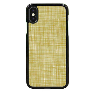 Orla Kiely Wallpaper Olive iPhone XS Max Case | Babycase