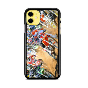 Ryan Dungey Dueling Ryans Motocross iPhone 11 Case | Babycase