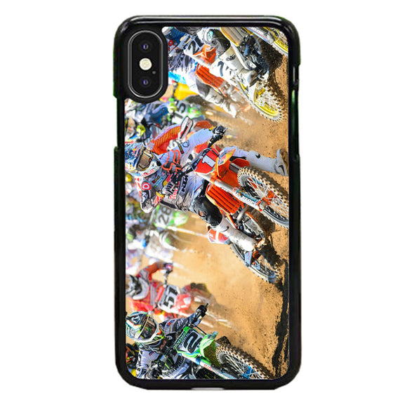 Ryan Dungey Dueling Ryans Motocross iPhone X Case | Babycase