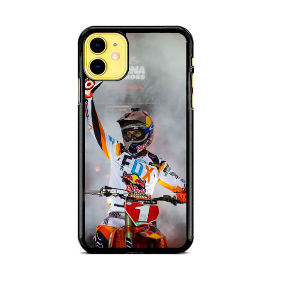 Ryan Dungey Winner Motocross iPhone 11 Case | Babycase