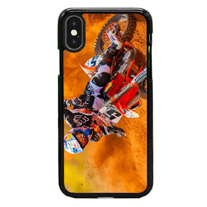 Skullcandy Welcomes Ryan Dungey To The Family iPhone X Case | Babycase