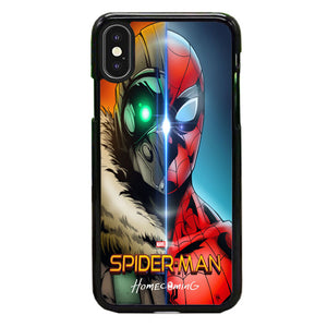 Vulture Vs Spiderman iPhone X Case | Babycase