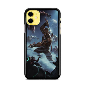 With All The Blade Love Thought iPhone 11 Case | Babycase