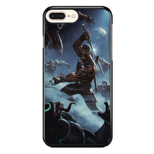 With All The Blade Love Thought iPhone 8 Plus Case | Babycase