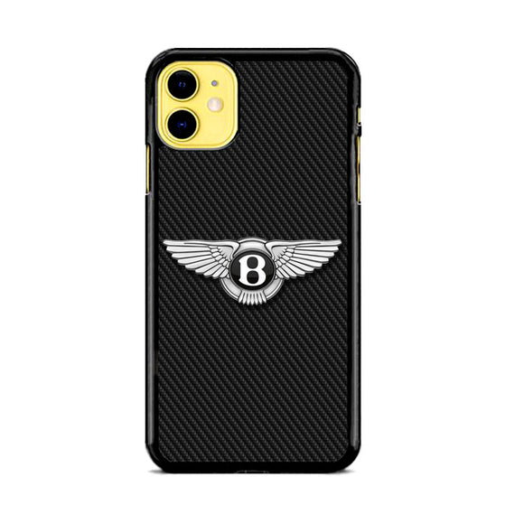 Bentley Carbon Wallpaper iPhone 11 Case | Babycase