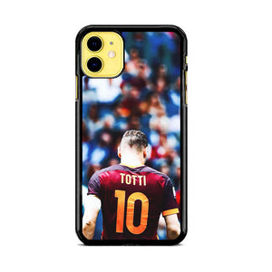 Francesco Totti 10 iPhone 11 Case | Babycase