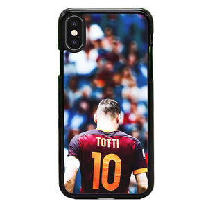 Francesco Totti 10 iPhone XS Max Case | Babycase