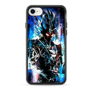 God Power Saiyan Vegeta iPhone 8 Case | Babycase