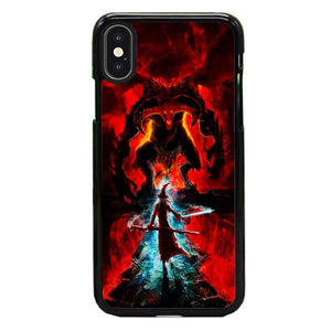 Lord Of The Rings Balrog And Gandalf iPhone XS Max Case | Babycase