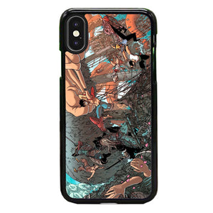 One Piece Fan Art iPhone XS Case | Babycase