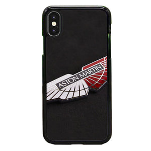 Red White Wings Logo Aston Martin iPhone XS Max Case | Babycase