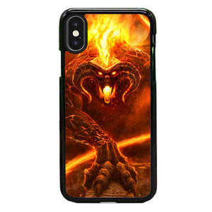 The Balrog Lord Of The Rings iPhone XS Max Case | Babycase