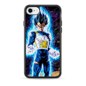 Vegeta Maximum Over Saiyan iPhone 8 Case | Babycase