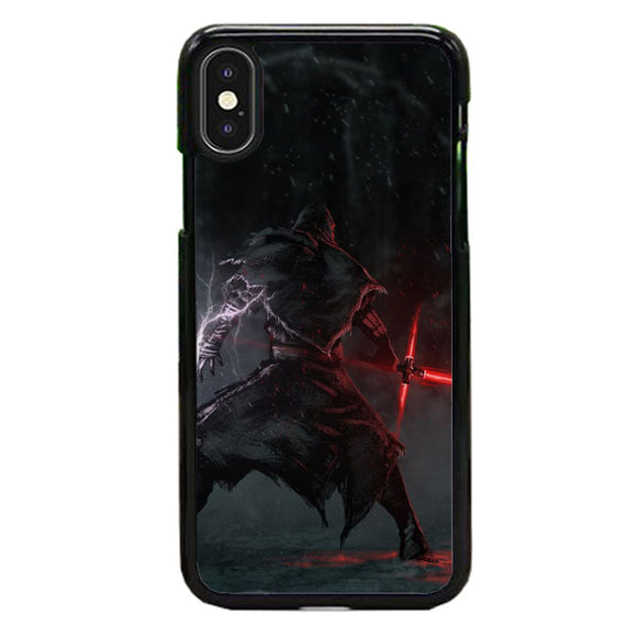 Kylo Ren iPhone X Case | Babycasee