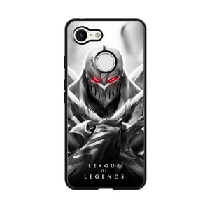 League Of Legend Zed Poster Google Pixel 3 Case | Babycasee