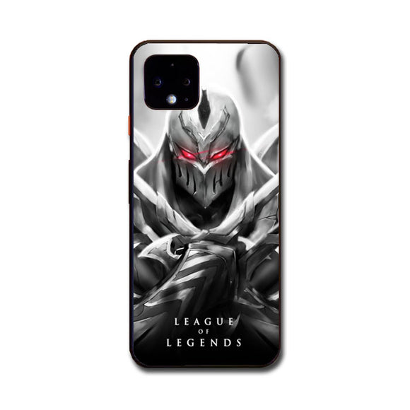 League Of Legend Zed Poster Google Pixel 4 Case | Babycasee
