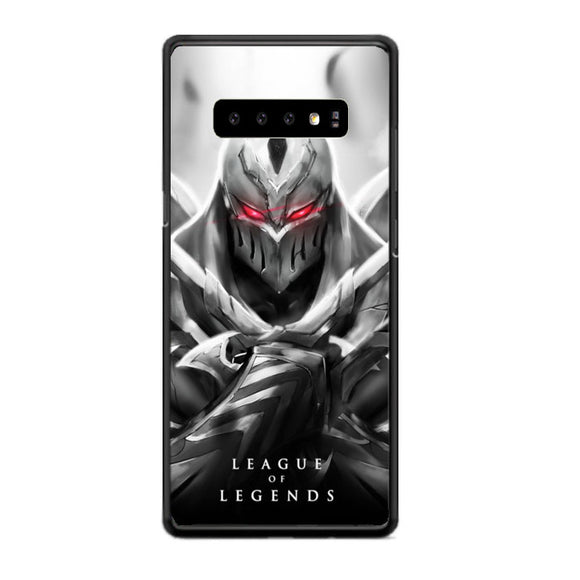 League Of Legend Zed Poster Samsung Galaxy S10 Case | Babycasee