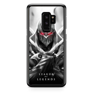League Of Legend Zed Poster Samsung Galaxy S9 Plus Case | Babycasee