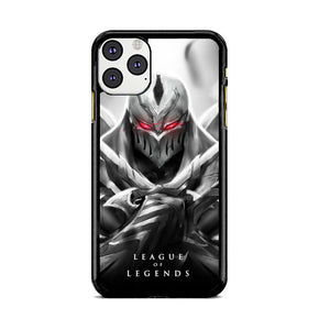League Of Legend Zed Poster iPhone 11 Pro Max Case | Babycasee