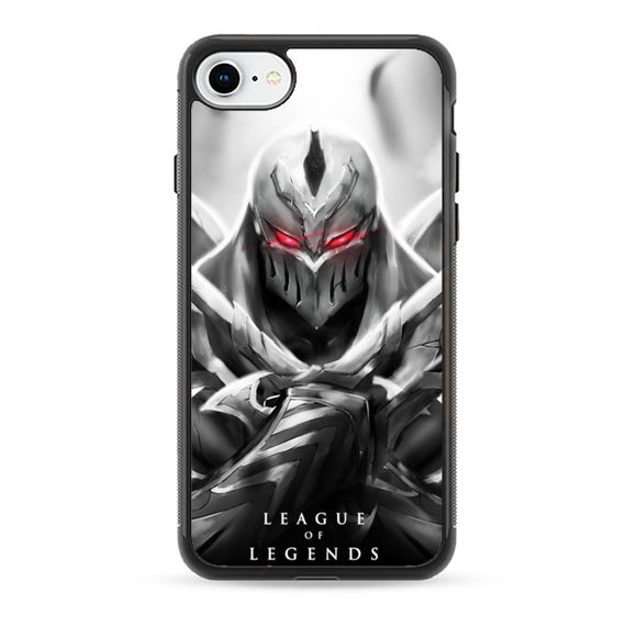 League Of Legend Zed Poster iPhone 8 Case | Babycasee