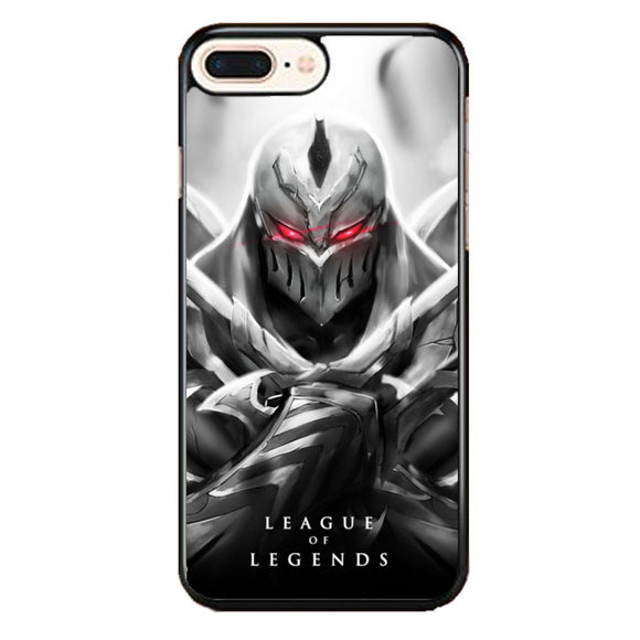 League Of Legend Zed Poster iPhone 7 Plus Case | Babycasee