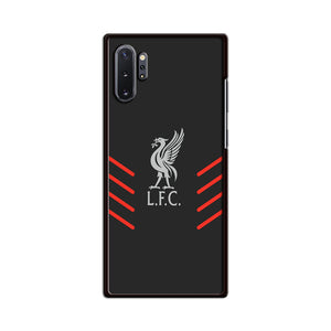 Liverpool Fc Gray Wallpaper Logo Samsung Galaxy Note 10 Plus Case | Babycasee
