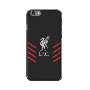 Liverpool Fc Gray Wallpaper Logo iPhone 6 Plus|6S Plus Case | Babycasee