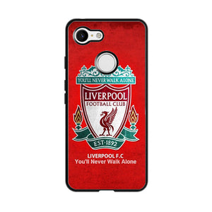 Liverpool Youll Never Walk Alone Google Pixel 3 XL Case | Babycasee
