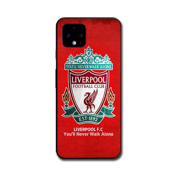Liverpool Youll Never Walk Alone Google Pixel 4 XL Case | Babycasee