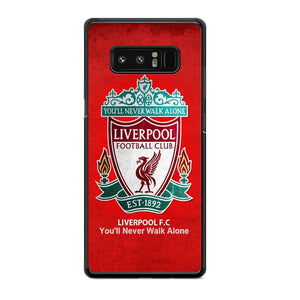 Liverpool Youll Never Walk Alone Samsung Galaxy Note 8 Case | Babycasee