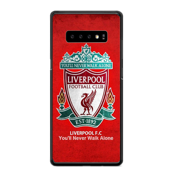 Liverpool Youll Never Walk Alone Samsung Galaxy S10e Case | Babycasee
