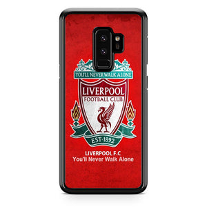 Liverpool Youll Never Walk Alone Samsung Galaxy S9 Plus Case | Babycasee