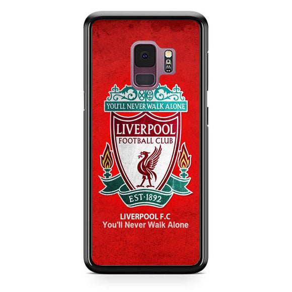 Liverpool Youll Never Walk Alone Samsung Galaxy S9 Case | Babycasee