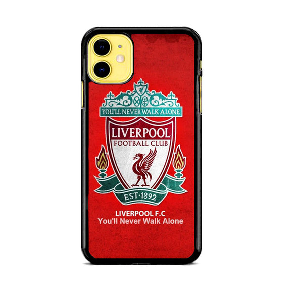 Liverpool Youll Never Walk Alone iPhone 11 Case | Babycasee