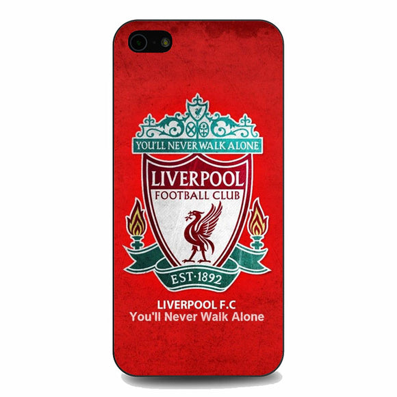 Liverpool Youll Never Walk Alone iPhone 5|5S|SE Case | Babycasee
