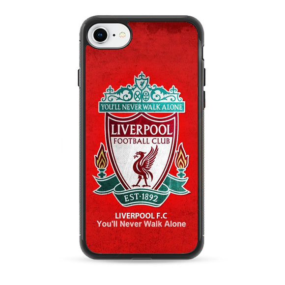 Liverpool Youll Never Walk Alone iPhone 7 Case | Babycasee